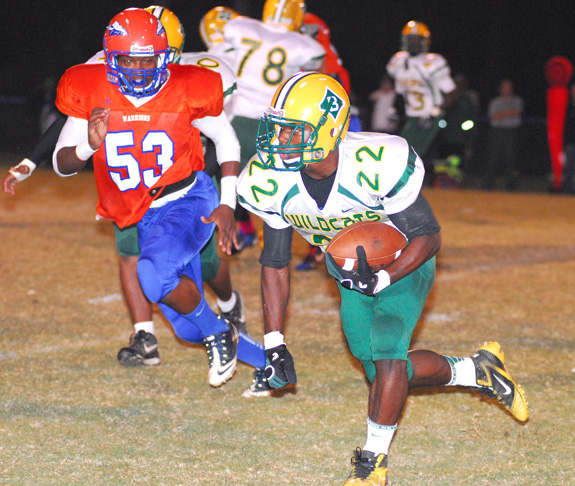 Bunn Defeats LHS But High Suffers Injury