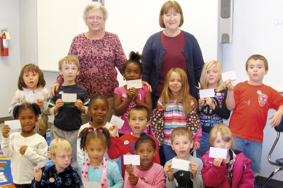 <i>Laurel Mill youngsters pick Obama by a wide margin</i>