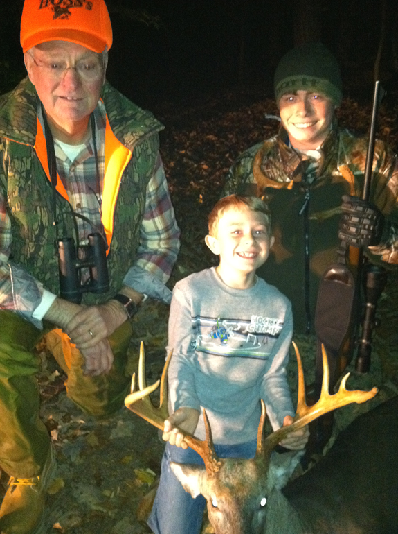 COREY BRINGS IN HUGE 10-POINT MONSTER BUCK