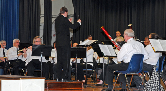 VGCC band puts on show