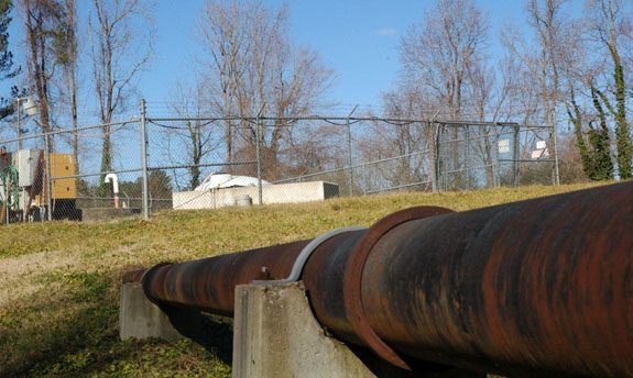 Easement issue won't hold up Youngsville-county utility deal