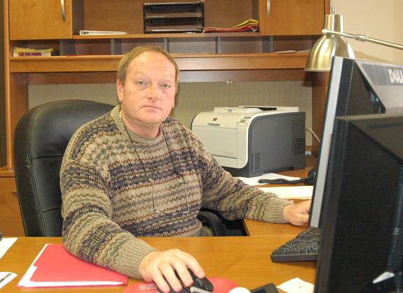 <i>County's new 'tax man' pledges service to public</i>