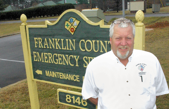<i>From volunteer to the boss, EMS director wants to help</i>