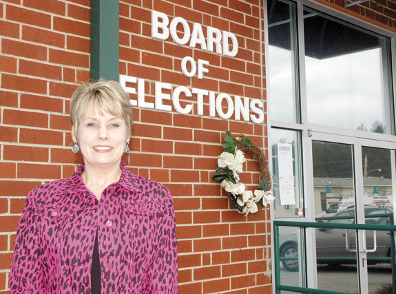 <i>County has new elections chief</i>