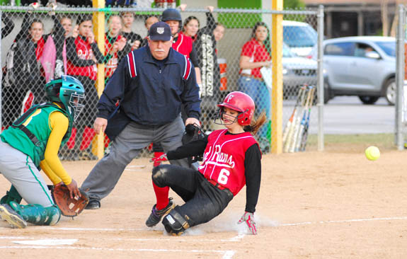 BHS' Softball Success