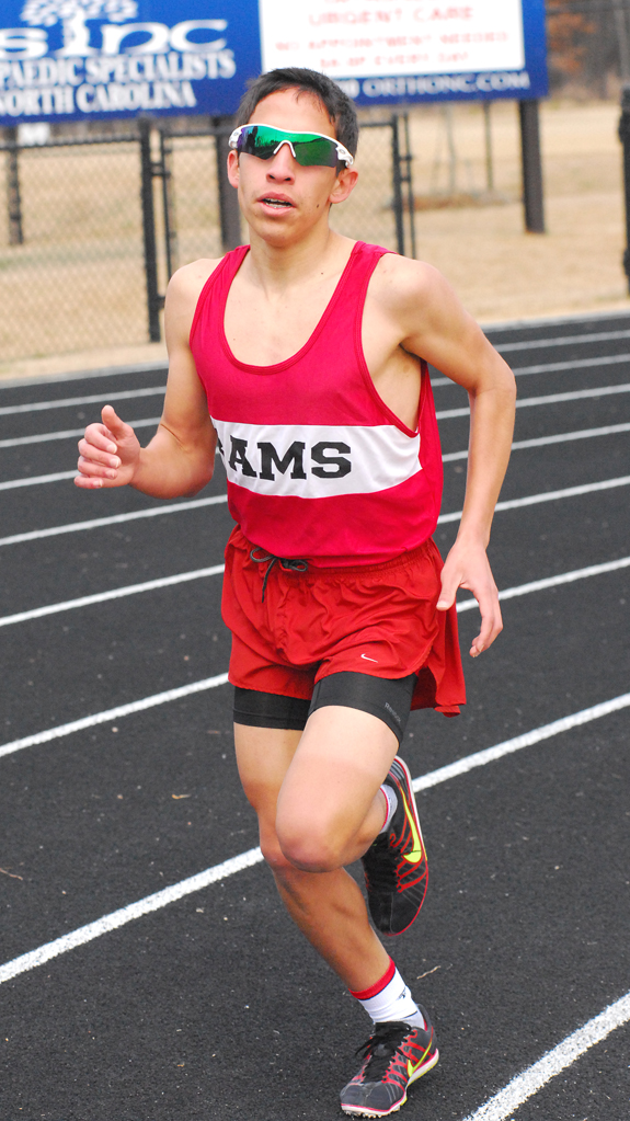 FHS claims track wins vs. Panthers
