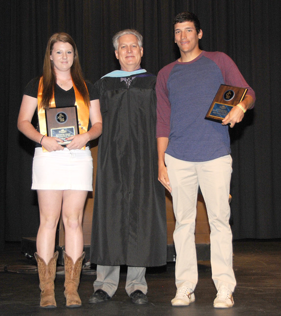 LC salutes top athletes