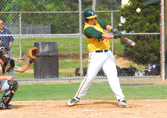 Green Hope bests Bunn in baseball finale