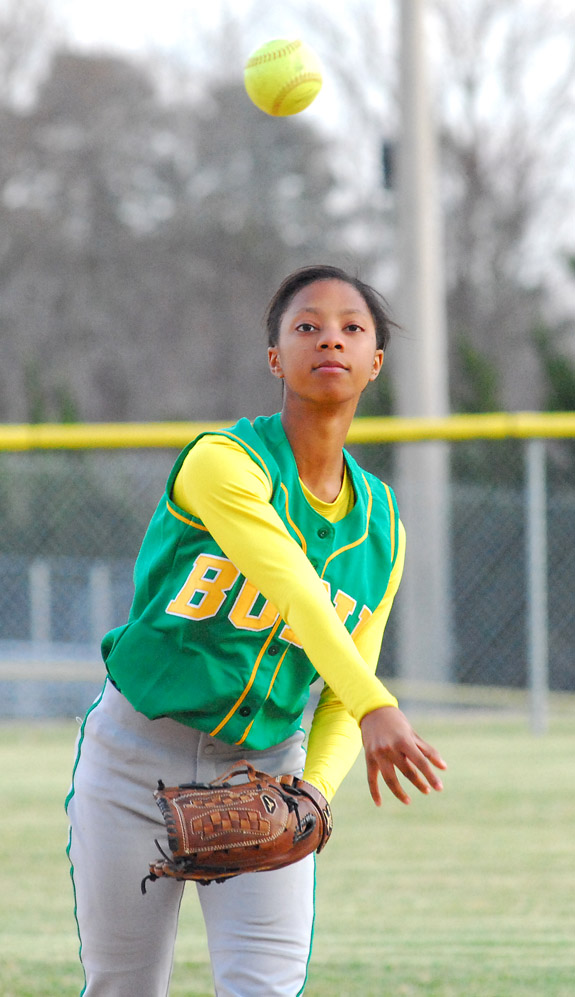 All-NCC softball released