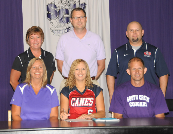 LC Adds Eight Softball Stars