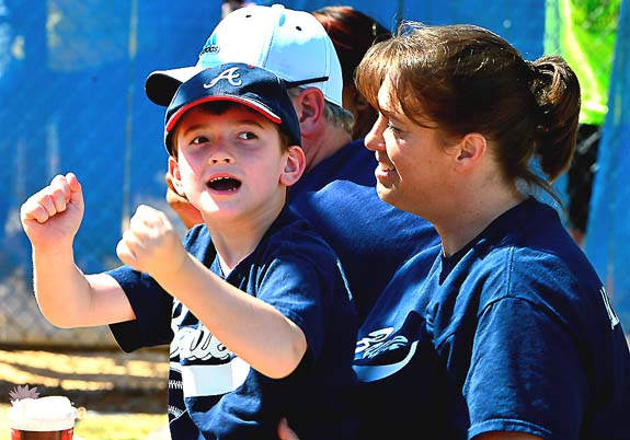 2013 MIRACLE LEAGUE SEASON FINALE PHOTOS