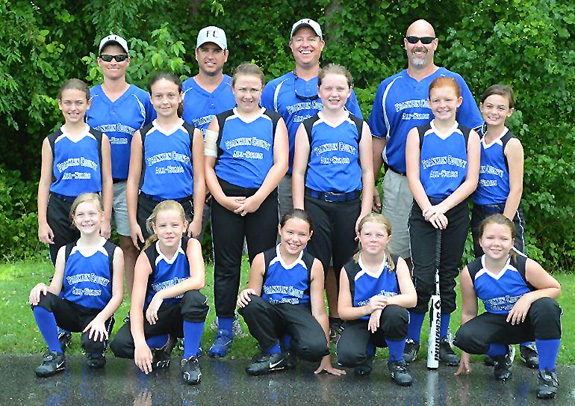 FRANKLIN COUNTY SOFTBALL SENSATIONS