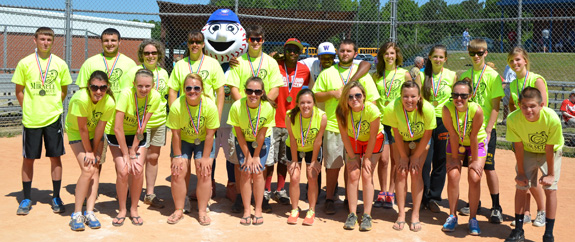 MIRACLE LEAGUE BUDDIES FOR 2013
