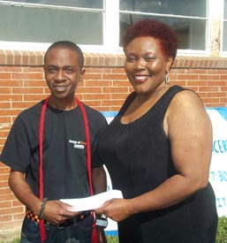 Student wins scholarship