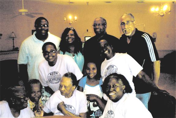 <i>Keith Family celebrates 12th reunion</i>