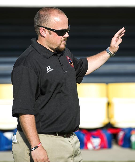 Coe bids farewell as coach