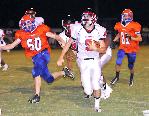 FHS Too Much For Louisburg