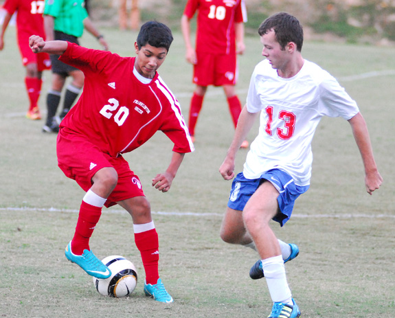 Red Rams Hit Their Stride