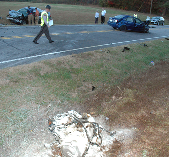 Louisburg man faces charges in traffic fatality on U.S. 401