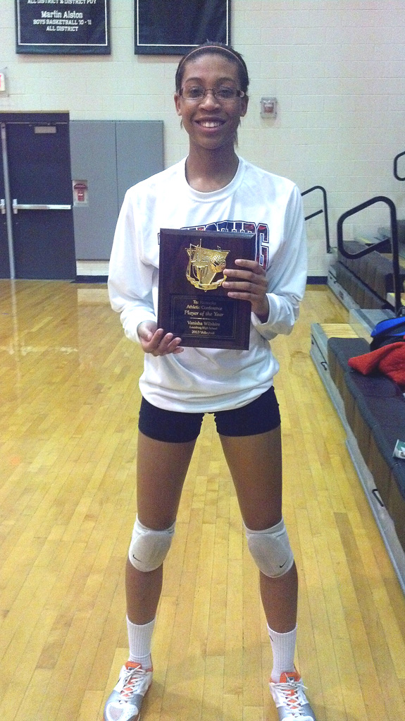 LHS standout the top player in TRAC