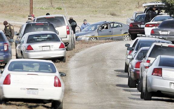 Mother, daughter murdered; suspect killed