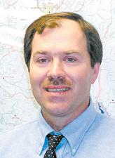 County finance director Chuck Murray retiring