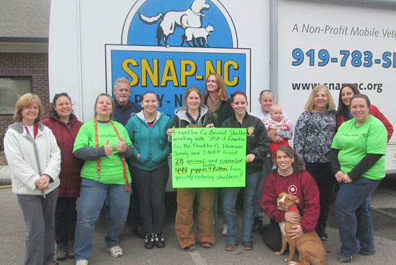 <i>Cooperative spirit provides aid to local animals</i>