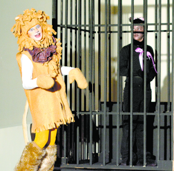 <i>Two area students shine in 'Curiosity Cat'</i>