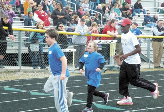 Special Olympics pics, 1