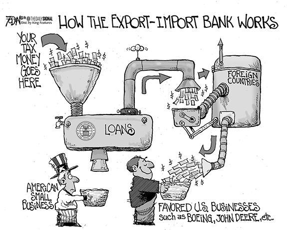 Editorial Cartoon: Your Tax $