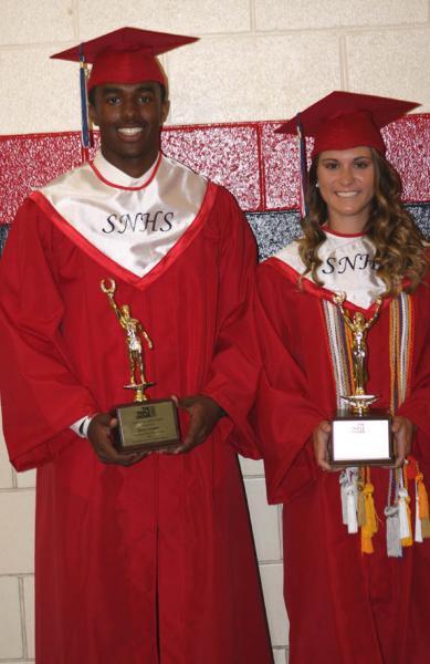 SN's Madison Bell earns Nash award