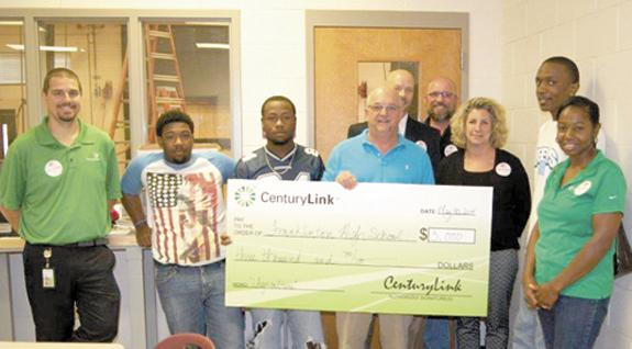 <i>County schools reap grants for technology projects</i>