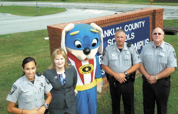 <i>Program puts focus on child safety</i>