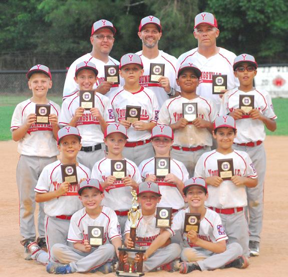 YOUNGSVILLE -- THE CHAMPS