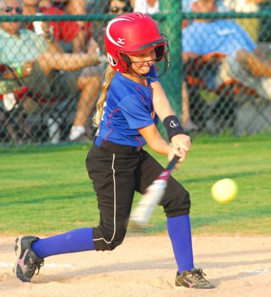 Louisburg Nabs Softball Title