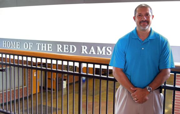 FHS gets new principal