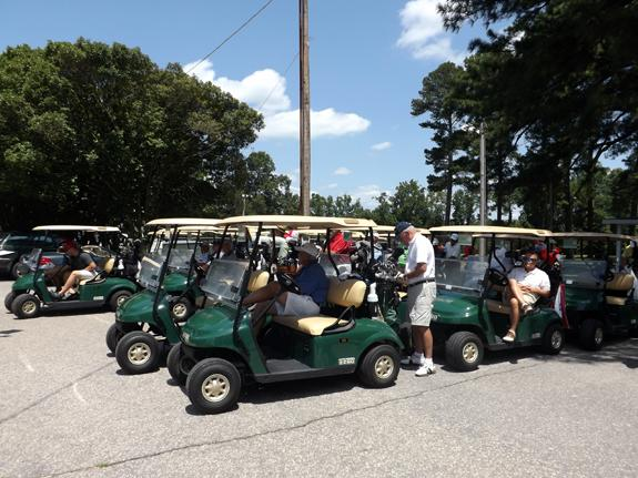 GOLFING FOR OTHERS