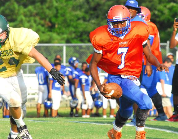 LHS Preps For Panthers