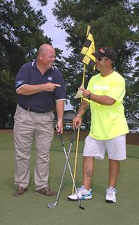 United Way golf tourney targeted