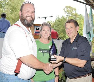 <i>Rays honored as Farm Family of Year</i>