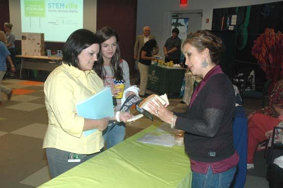 <i>Bringing science to Franklin County communities</i>