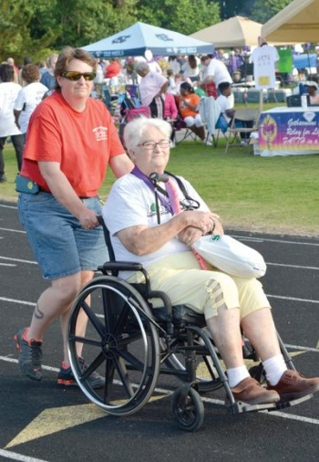 Franklin County Relay for Life pics 3