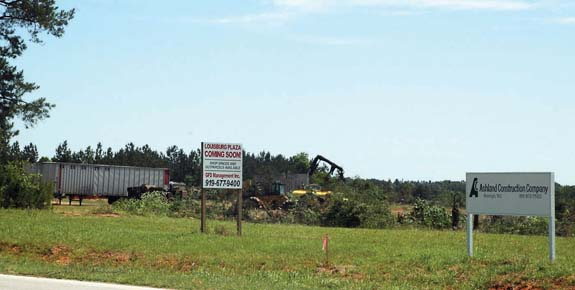 Here comes Louisburg's Wal-Mart