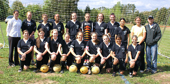 Lady Jaguars enjoy inaugural soccer season in MAC