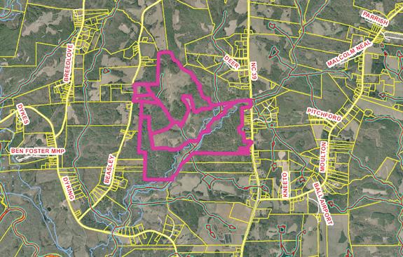 Sunrock quarry planned