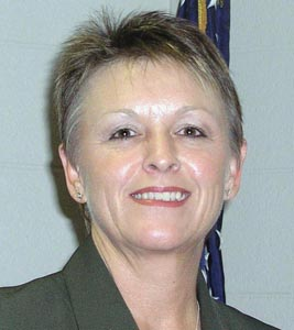 Angela Harris hired as county manager