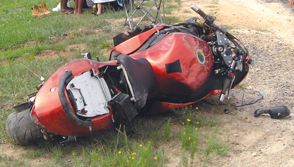 Man killed in motorcycle wreck after Smooth Riders fund-raiser
