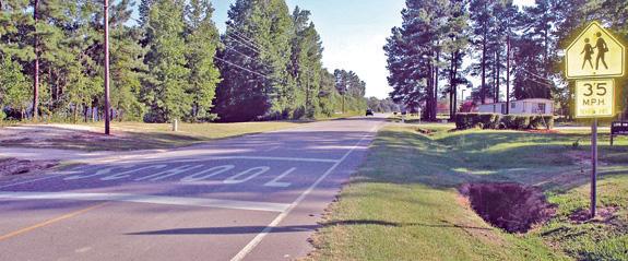 Bunn seeks out safer pedestrian walkways, bike trails to schools