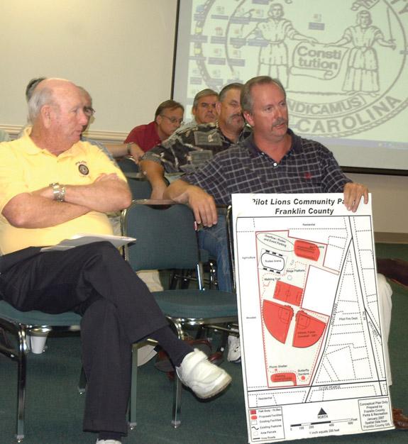 County OKs $500,000 for Pilot Park, wants Joyner Park $$ back