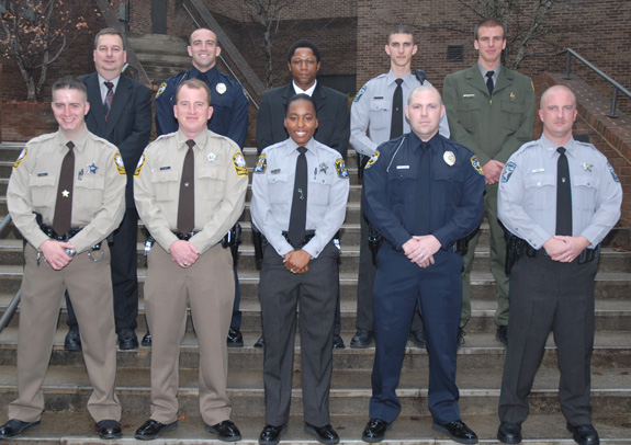 VGCC graduates new law enforcement officers